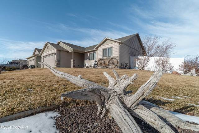 1211 Duckhead Dr -, Gillette, WY 82718 (MLS #21-73) :: Team Properties