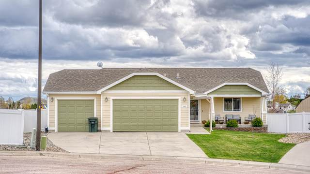 2405 Big Lost Ct -, Gillette, WY 82718 (MLS #21-734) :: The Wernsmann Team   BHHS Preferred Real Estate Group