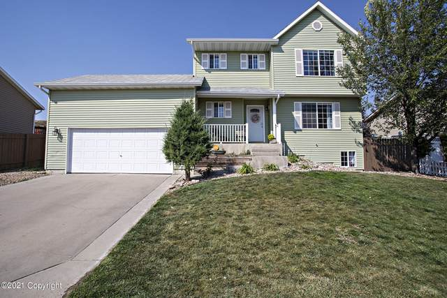 2512 Sage Valley Dr -, Gillette, WY 82718 (MLS #21-744) :: The Wernsmann Team | BHHS Preferred Real Estate Group
