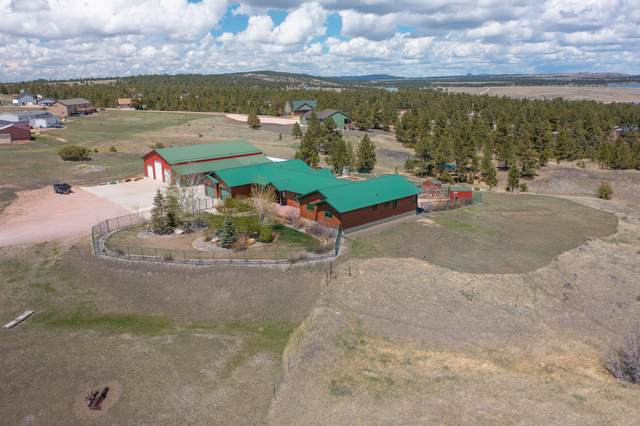 57 Vista Grande Dr -, Pine Haven, WY 82721 (MLS #21-752) :: The Wernsmann Team | BHHS Preferred Real Estate Group