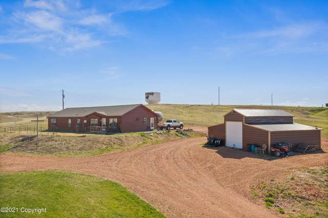 9 Driskell Ct -, Wright, WY 82732 (MLS #21-754) :: The Wernsmann Team | BHHS Preferred Real Estate Group