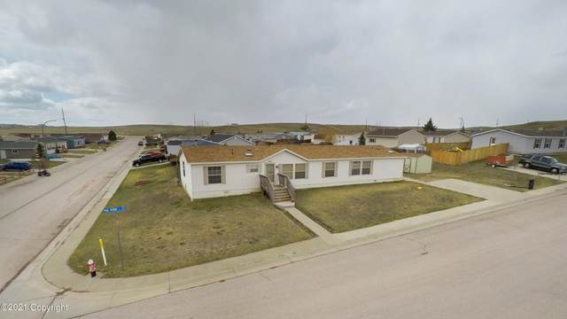 3601 Paul Revere Ln -, Gillette, WY 82718 (MLS #21-759) :: The Wernsmann Team | BHHS Preferred Real Estate Group