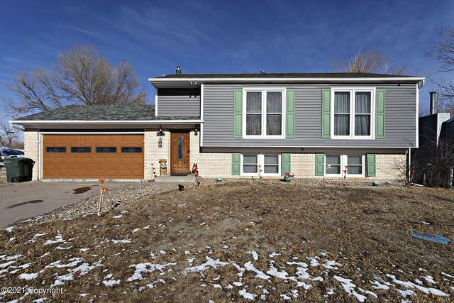 820 Wagon Trail St -, Gillette, WY 82718 (MLS #21-76) :: The Wernsmann Team | BHHS Preferred Real Estate Group