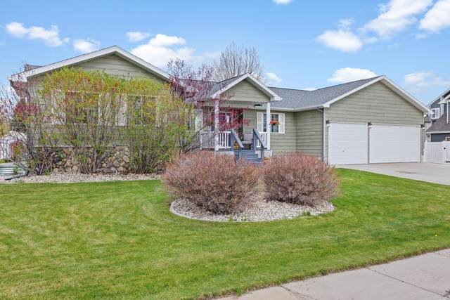 4114 Lexington Ave -, Gillette, WY 82718 (MLS #21-768) :: The Wernsmann Team   BHHS Preferred Real Estate Group