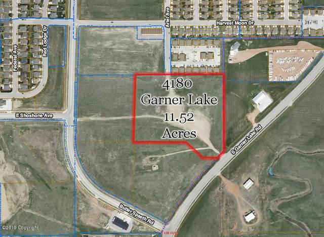 4180 Garner Lake Rd -, Gillette, WY 82716 (MLS #21-775) :: Team Properties