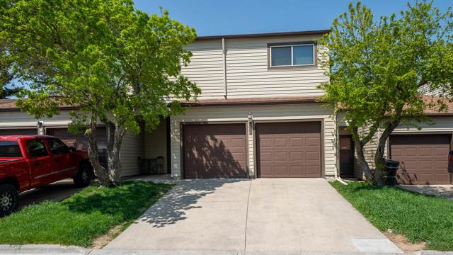 1108 Woodland Ave -, Gillette, WY 82716 (MLS #21-81) :: The Wernsmann Team | BHHS Preferred Real Estate Group