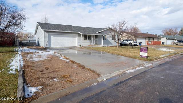 411 Sandcreek Cir -, Wright, WY 82732 (MLS #21-83) :: 411 Properties