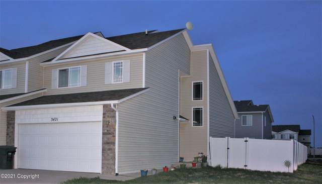 3421 Decoy Ave -, Gillette, WY 82718 (MLS #21-830) :: Team Properties