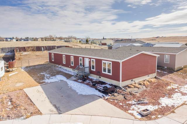 304 Glenn Ct -, Wright, WY 82732 (MLS #21-86) :: 411 Properties