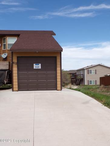 612 Oregon Ave -, Gillette, WY 82718 (MLS #21-871) :: Team Properties