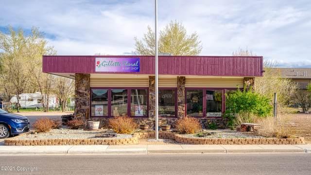 816 E 3rd St -, Gillette, WY 82716 (MLS #21-874) :: 411 Properties