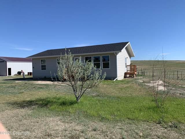 50 Prairie St -, Moorcroft, WY 82721 (MLS #21-887) :: Team Properties