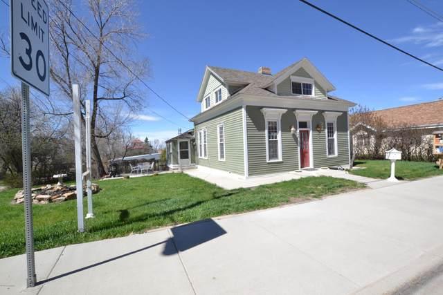 28 S Summit Ave S, Newcastle, WY 82701 (MLS #21-889) :: Team Properties