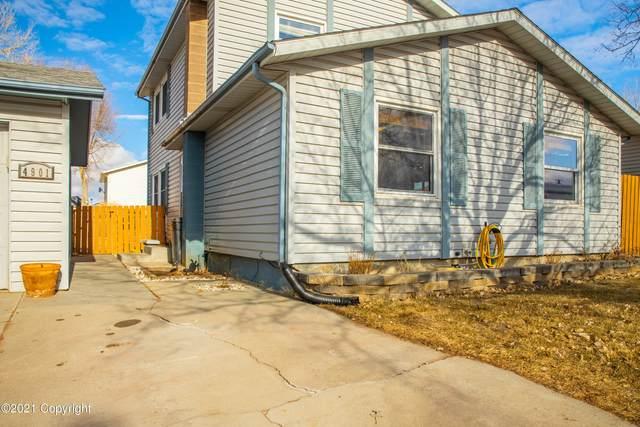 4901 Pumpkin Ct -, Gillette, WY 82718 (MLS #21-89) :: 411 Properties