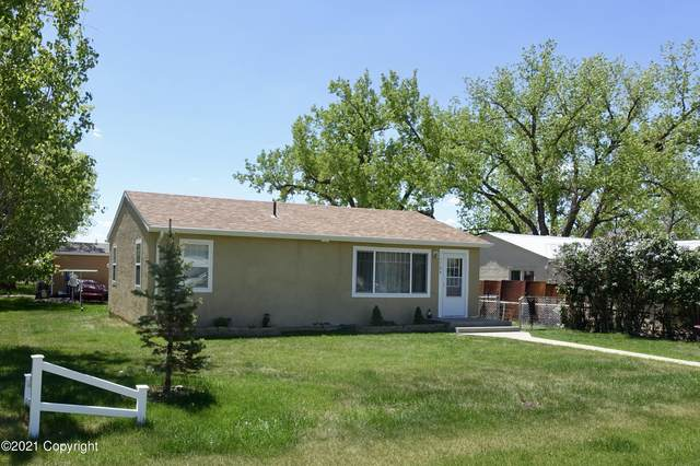 1104 4th Ave -, Upton, WY 82730 (MLS #21-898) :: 411 Properties
