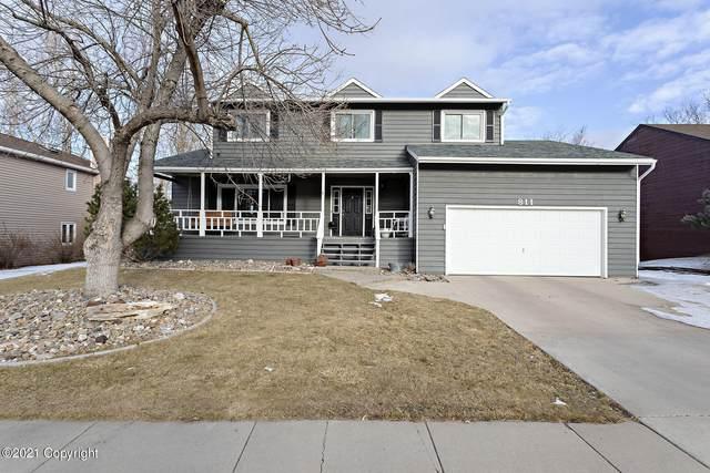 811 Pioneer Ave -, Gillette, WY 82718 (MLS #21-91) :: 411 Properties