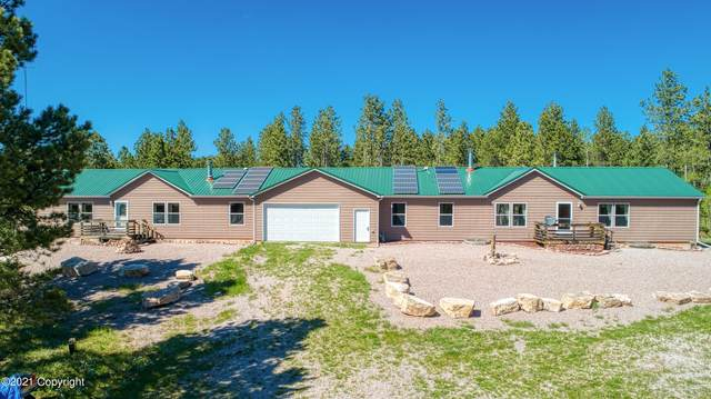 201 Quarry Rd -, Four Corners, WY 82715 (MLS #21-911) :: Team Properties