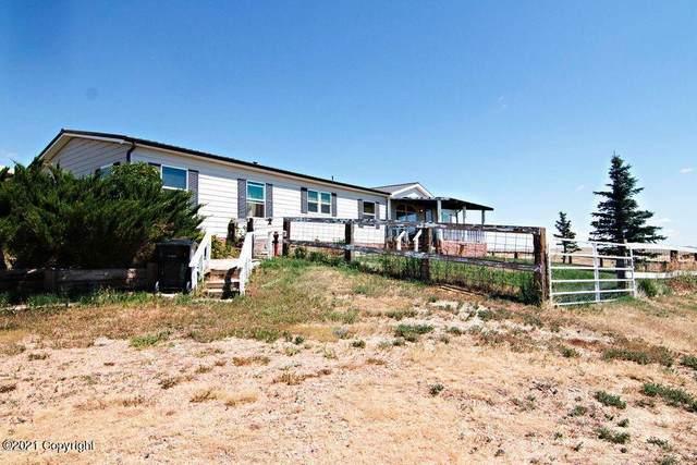 120 Noonan Rd, Wright, WY 82732 (MLS #21-917) :: Team Properties