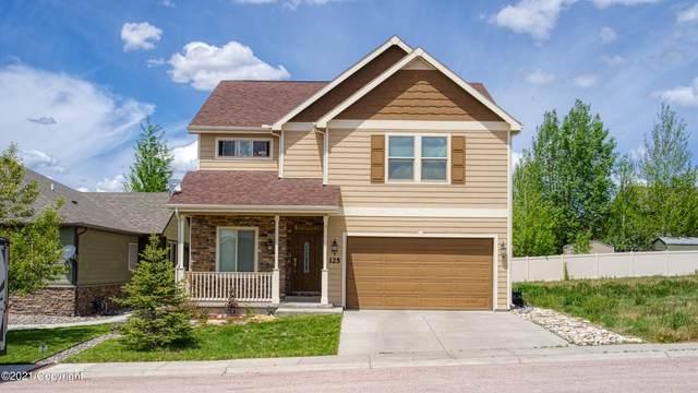 125 Villa Way -, Gillette, WY 82718 (MLS #21-922) :: Team Properties