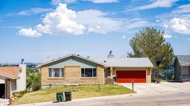 3005 Foothills Blvd -, Gillette, WY 82716 (MLS #21-938) :: The Wernsmann Team | BHHS Preferred Real Estate Group
