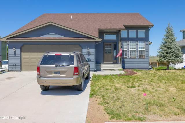 3408 Hidden Valley Rd -, Gillette, WY 82718 (MLS #21-941) :: Team Properties