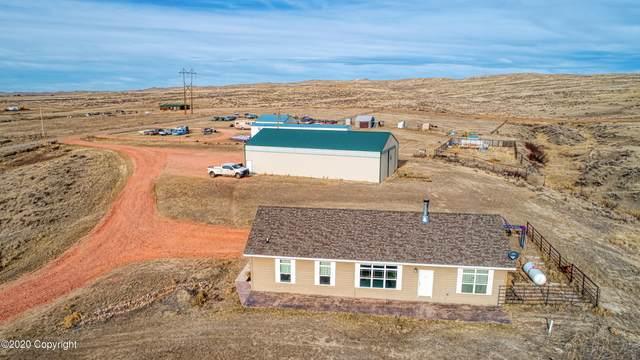 10 Carlson Dr -, Moorcroft, WY 82721 (MLS #21-977) :: 411 Properties
