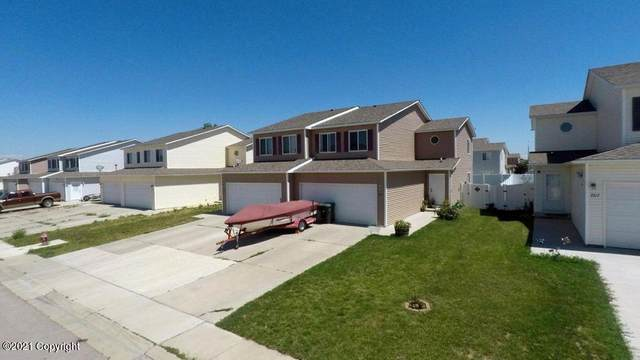 3715 Blue Ave. -, Gillette, WY 82718 (MLS #21-978) :: The Wernsmann Team | BHHS Preferred Real Estate Group
