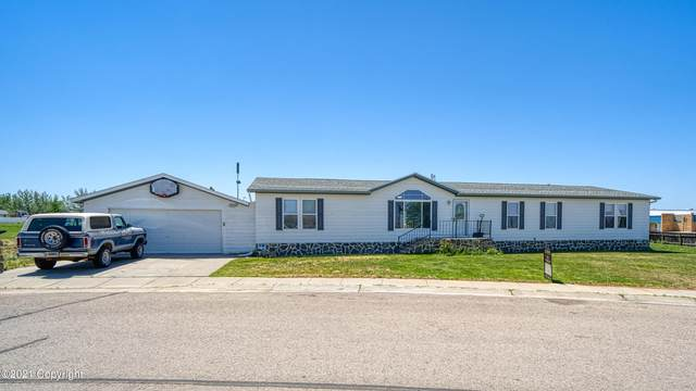 300 Charcoal Ct -, Wright, WY 82732 (MLS #21-984) :: Team Properties
