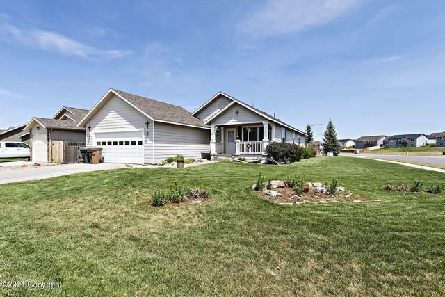 3705 N College Park Ct -, Gillette, WY 82718 (MLS #21-991) :: Team Properties