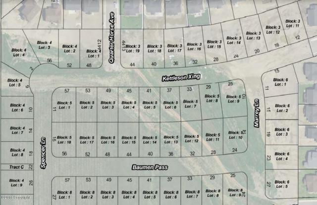 40 Baumen Pass, Gillette, WY 82718 (MLS #16-1540) :: Team Properties