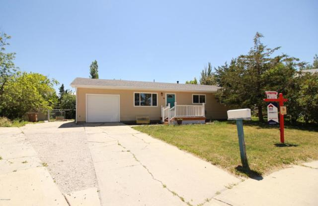 4 El Camino Ct -, Gillette, WY 82716 (MLS #16-773) :: Team Properties