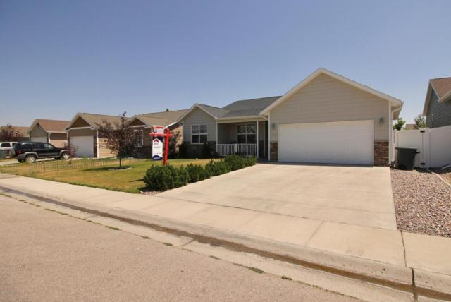 3905 Federal Ave -, Gillette, WY 82718 (MLS #17-1000) :: Team Properties
