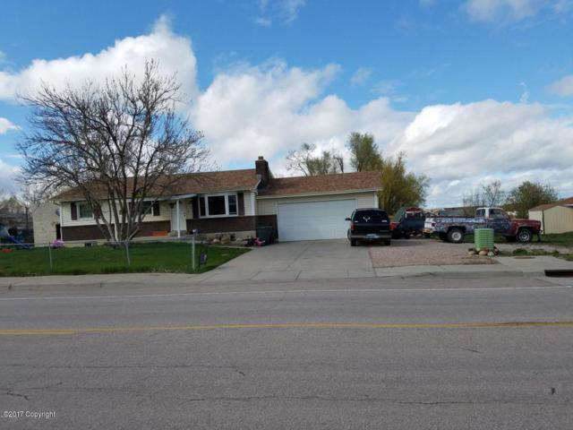 1501 Kluver Rd -, Gillette, WY 82716 (MLS #17-1200) :: Team Properties