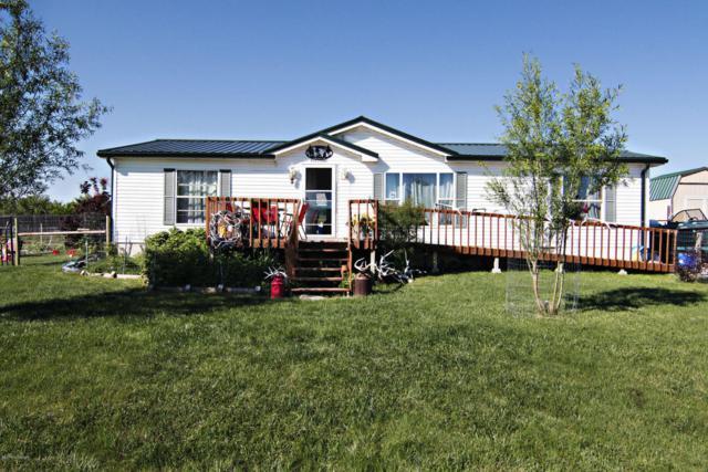 39 Cedar Hills Dr -, Pine Haven, WY 82721 (MLS #17-1462) :: 411 Properties