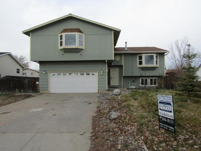 5411 Gunpowder St -, Gillette, WY 82718 (MLS #17-1535) :: Team Properties