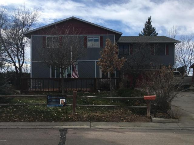 512 Sweetwater Cir -, Wright, WY 82732 (MLS #17-1619) :: Team Properties