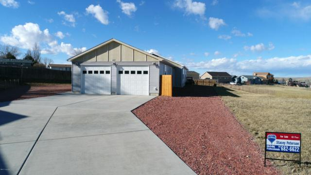 407 Rawlins Ct. -, Wright, WY 82732 (MLS #17-1673) :: Team Properties