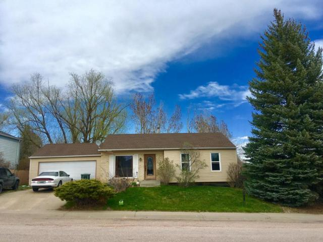 710 Beaver Dr -, Gillette, WY 82718 (MLS #17-1694) :: Team Properties