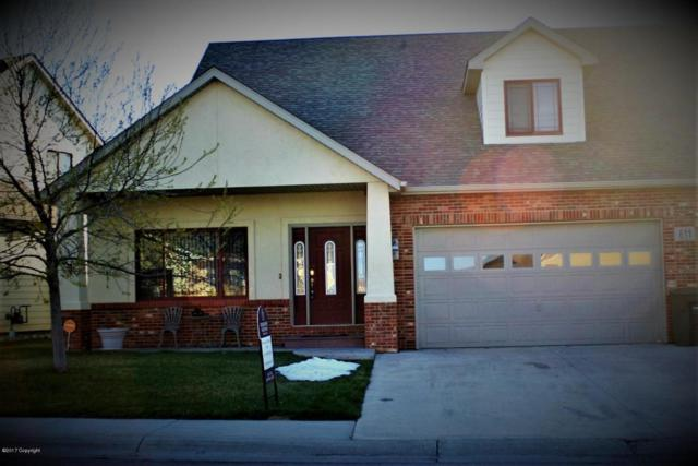 611 Lakeland Hills Dr -, Gillette, WY 82716 (MLS #17-427) :: Team Properties