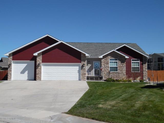 4311 Quarter Circle Court -, Gillette, WY 82718 (MLS #17-494) :: Team Properties