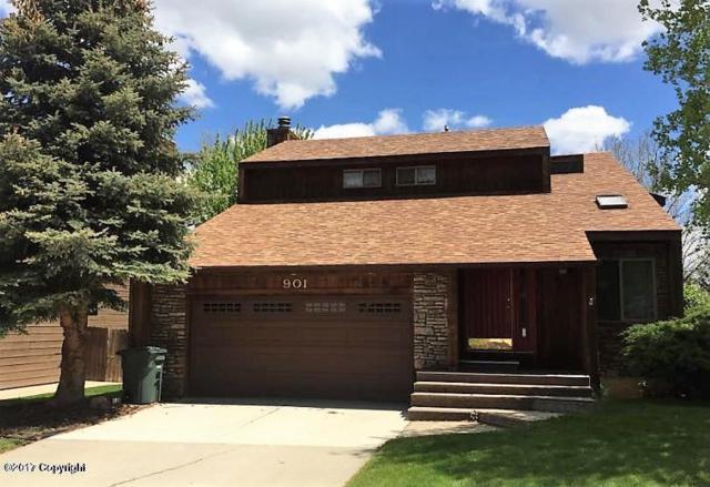 901 Pioneer Ave -, Gillette, WY 82718 (MLS #17-755) :: Team Properties
