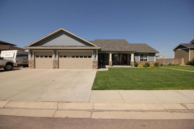 4504 Tate Ave -, Gillette, WY 82718 (MLS #17-832) :: Team Properties