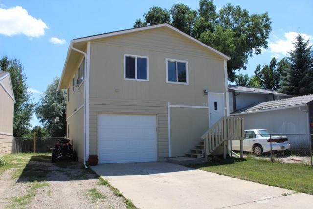 114 E Laurel St E, Gillette, WY 82718 (MLS #18-1054) :: 411 Properties