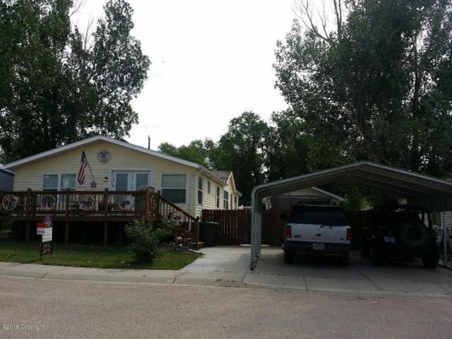 908 Hemlock Ave -, Gillette, WY 82716 (MLS #18-1077) :: 411 Properties