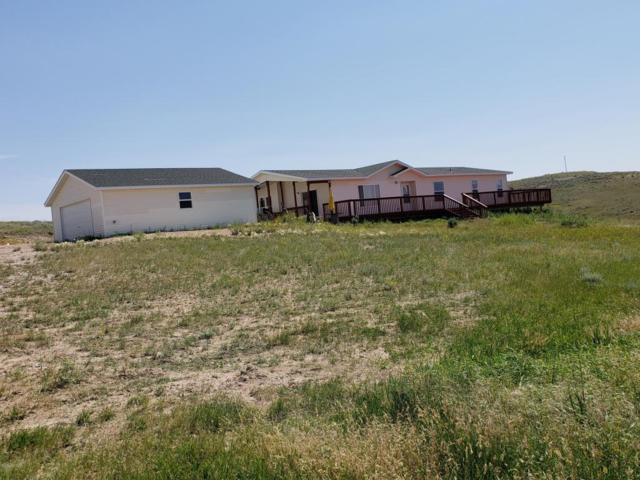 45 Coyote Trail Rd -, Gillette, WY 82716 (MLS #18-1081) :: Team Properties
