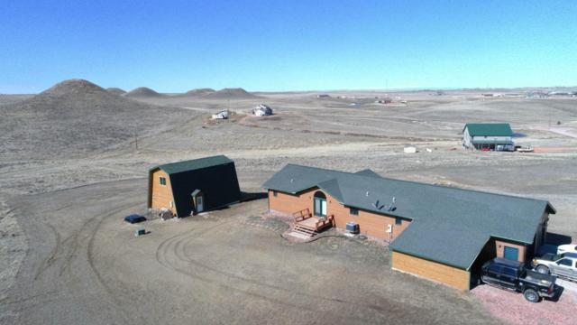 7701 Red Hills Rd -, Gillette, WY 82718 (MLS #18-113) :: 411 Properties