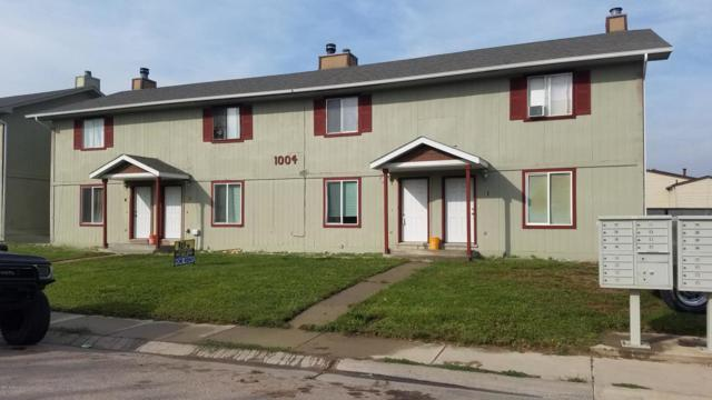 1004 Stanley Ave, Gillette, WY 82716 (MLS #18-1232) :: Team Properties