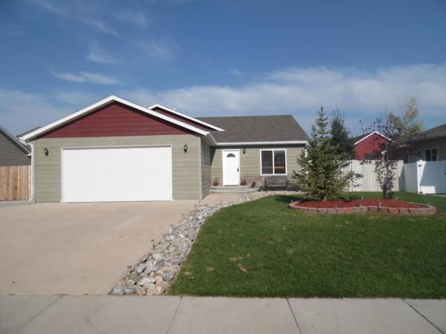 4209 Quarter Horse Ave -, Gillette, WY 82718 (MLS #18-1288) :: Team Properties
