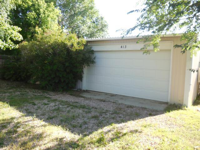 413 N Powder River Ave -, Moorcroft, WY 82721 (MLS #18-1386) :: Team Properties