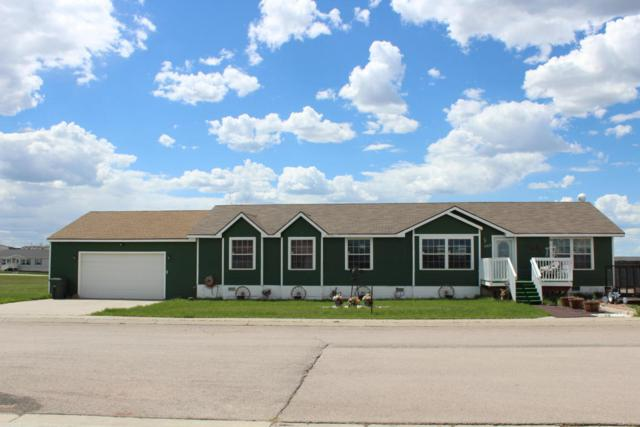 1703 Limecreek Ave -, Gillette, WY 82716 (MLS #18-152) :: Team Properties